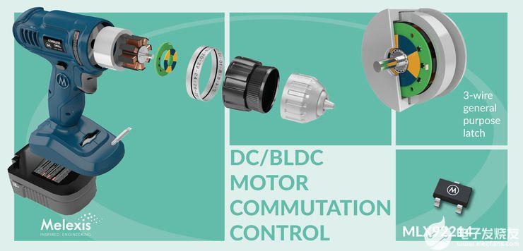 Melexis 推出可靠的高性能通用型霍尔效应锁存器IC,面向成本敏感型应用
