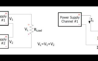 利用DP700系列電源進行串并聯實現給芯片供電的應用方案