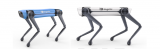Dogotix对外发布了两款已经批量生产的第二代高动态性能四足机器人