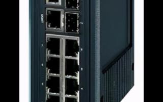 研华发布EKI-8500G工业级TSN以太网交换机
