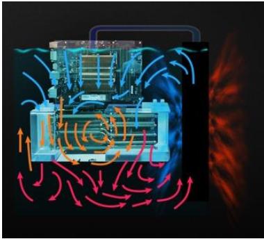 兰洋科技推出浸入式液态散热解决方案