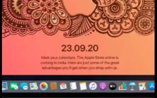 苹果终于在印度开设了在线商店