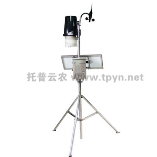 便携式气象仪的应用,可远程监测农业气象环境