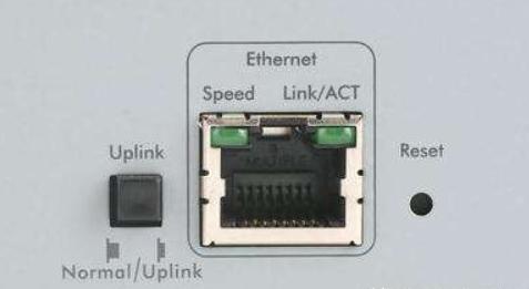 232/485串口转换成以太网信号的方法