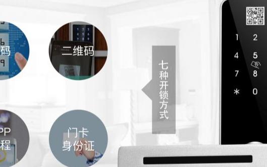 NB-IOT智能门锁可有效减轻住房管理人员的工作负担