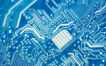 串行LCD驱动的PCB原理图免费下载