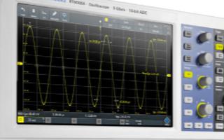 罗德与施瓦茨数字示波器系列产品在选型时应注意哪些...