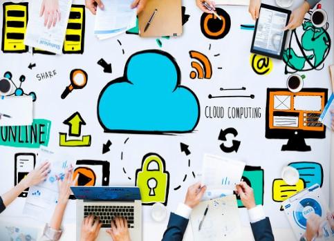 云计算:互联网行业增长迅猛的新