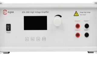 利用用高压放大器和放大信号发生器解决大功率容性负载问题