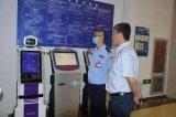 天津交通管理局引進天津第一臺車駕管智能引導機器人