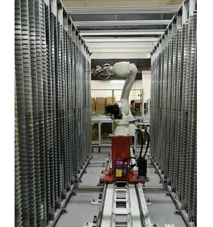 台晶电子成功打造了属于台晶电子的TMOM系统,完成智能工厂的转型