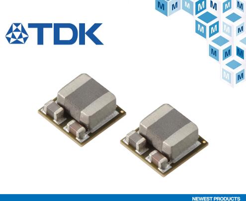 超紧凑型TDK FS1406 µPOL DC-DC电源模块在贸泽开售