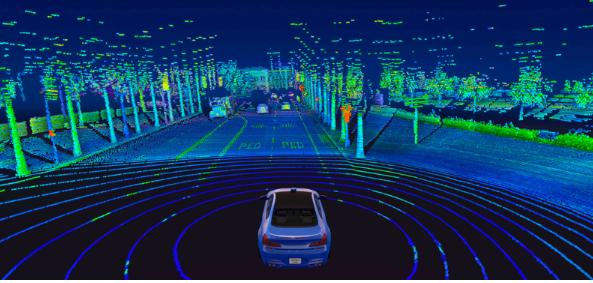 Velodyne与百度达成协议,将为百度提供自动驾驶的激光雷达传感器