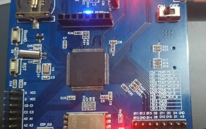 一起学习电路城上10个STM32H750最小系统及经典电路设计方案吧