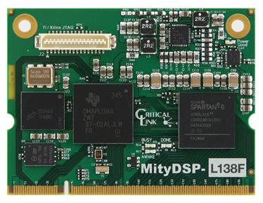 Linux支持微型ARM+DSP+FPGA