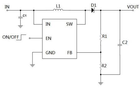 TC3608H电流模式升压型DCDC转换器芯片的数据手册免费下载