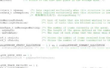 FreeRTOS如何減少RAM占用空間并加快執行速度?