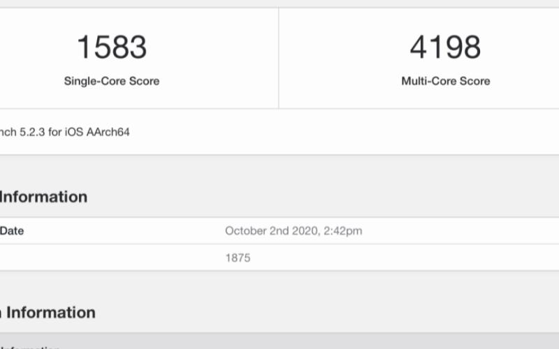 蘋果A14處理器與A13、驍龍865比,誰更強