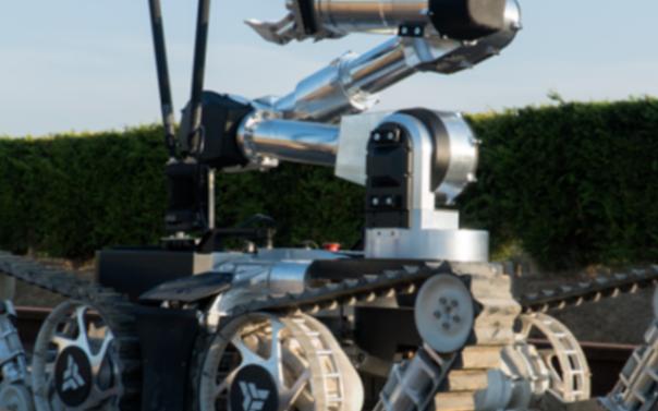 几何可变系统,可拆卸模块,新型机器人可以代替人完成更多危险任务
