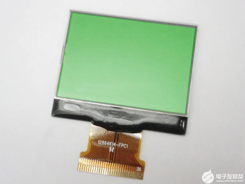 关于LCD液晶屏IC的封装方式的简单介绍