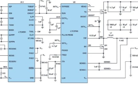 如何让升压转换器的功率翻倍提高?