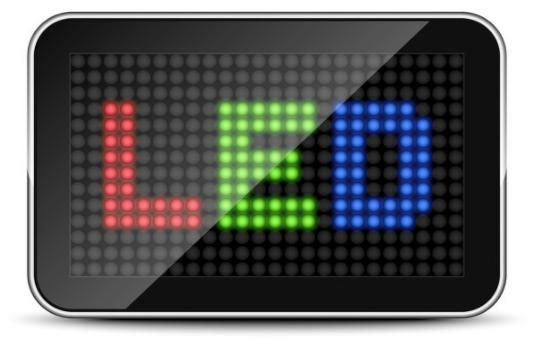 led显示屏和普通的led显示屏之间的区别是什么
