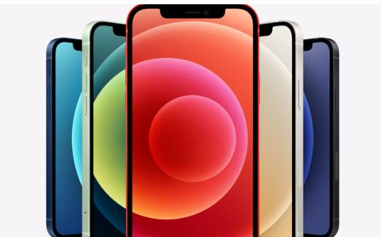 iPhone 12发布四款机型 售价最低5499...