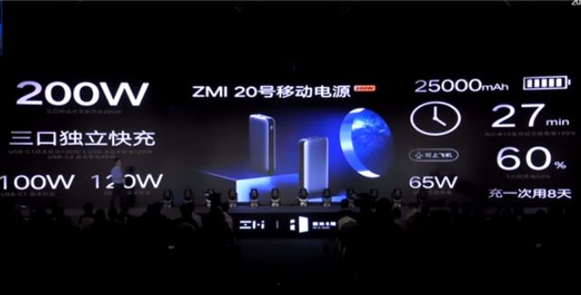 最强便携充电宝来袭,紫米10号移动电源Pro正式上线