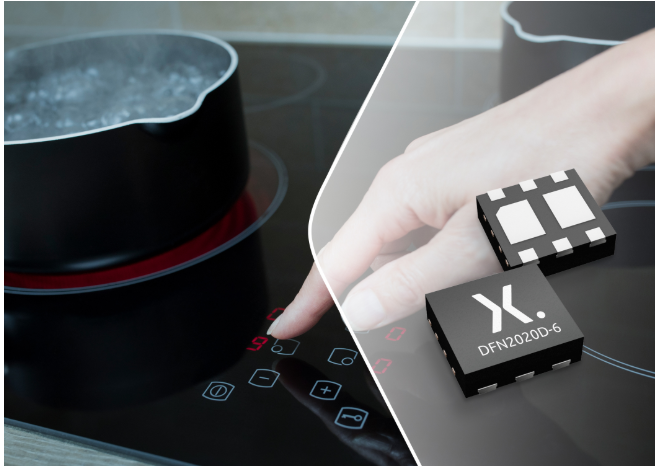 Nexperia推出首款带可焊性侧面、采用DFN封装的LED驱动器