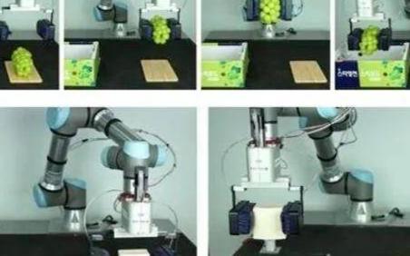 新型机器人抓手可拿起豆腐;十三五期间无人机新业态...