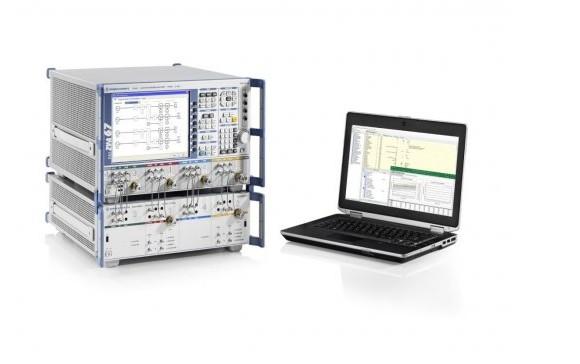 R&S TS6 TRM测试库结合了R&S TS6710 TRM雷达测试系统?
