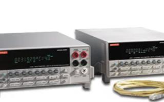 吉时利万用表2700系列产品具有哪些应用特点和优...
