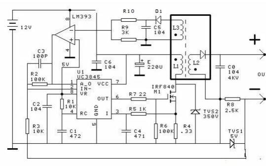 电源工程师私藏的电源电路图锦集