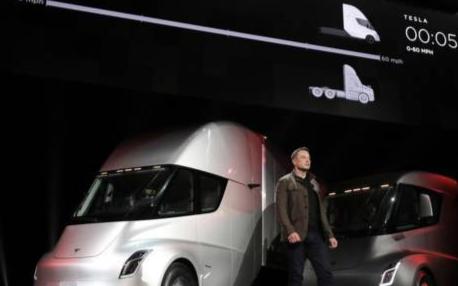 奔馳的新能源電動卡車發展規劃