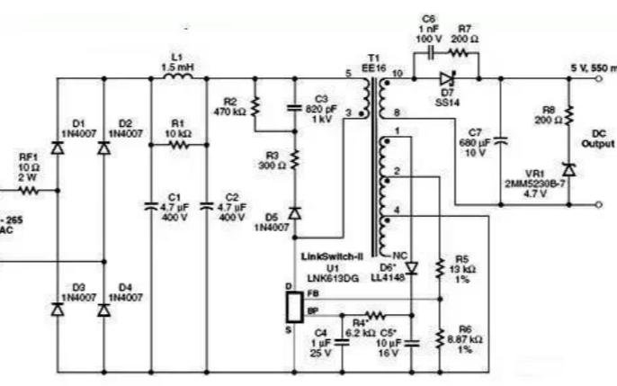 电源基础电路原理图集合
