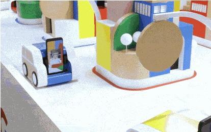 TensorFlow Lite 构建的无人驾驶微型汽车