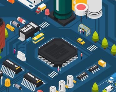 晶圆代工产能吃紧客户提早下长单确保货源