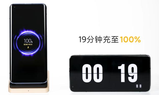小米80W无线秒充细节详解:800次完整充放电后仍保持90%有效电池