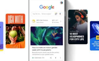 Google网络故事将在移动平台上变得更加突出