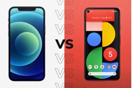 iPhone 12 VS Pixel 5,谁才是真正的旗舰机?