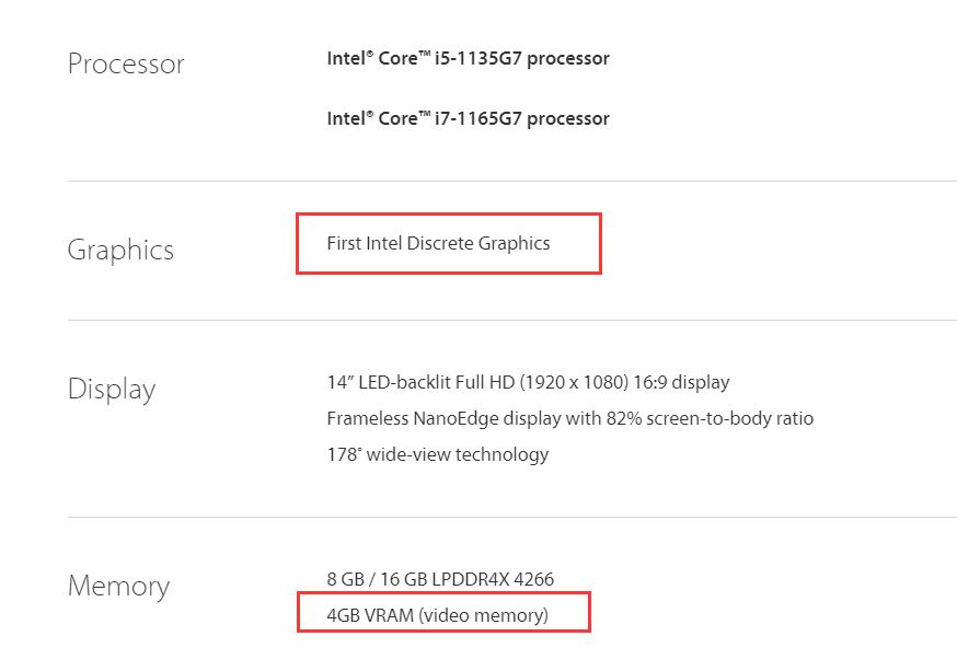 華碩筆記本全球首款搭載Intel DG1獨立顯卡