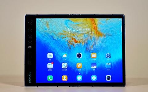 柔宇发布了FlexPai 2折叠屏手机,8+256GB版售价仅9988元