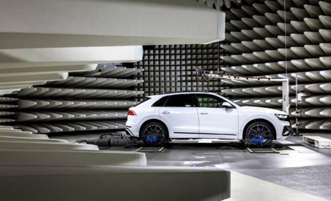 R&S提供整車無源天線測試的全套解決方案...