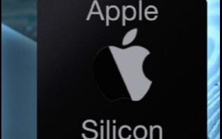 首款配備專用Apple Silicon處理器的Mac