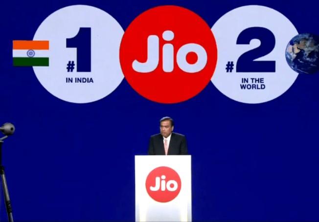 Reliance Jio与谷歌共同针对价格敏感的印度市场开发廉价5G智能手机?