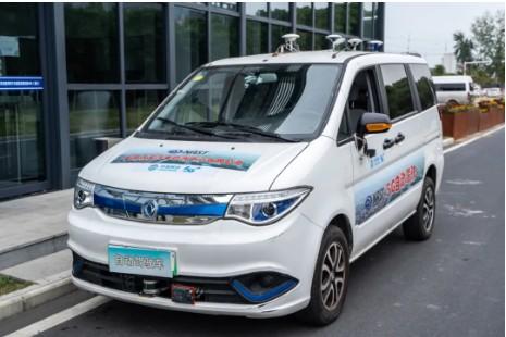 湖北襄阳的智能网联专用车测试基地可实现多场景应用