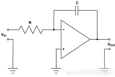 基于运算放大器的模拟积分器电路的应用设计