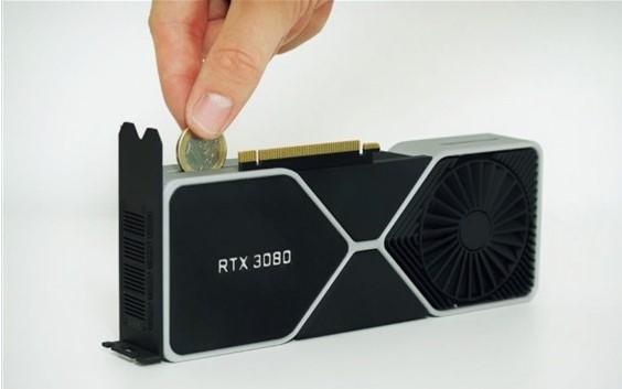 3D打印RTX3080存钱罐!