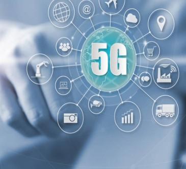 新基建下5G是絕對的主角