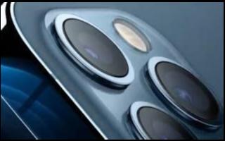 iPhone 12 Pro具有与标准iPhone 12相同的6.1英寸显示屏